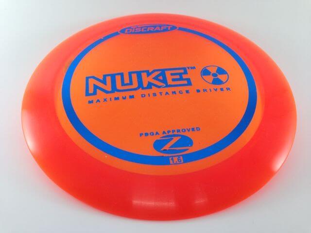 Discraft Nuke Frisbee Golf Driver