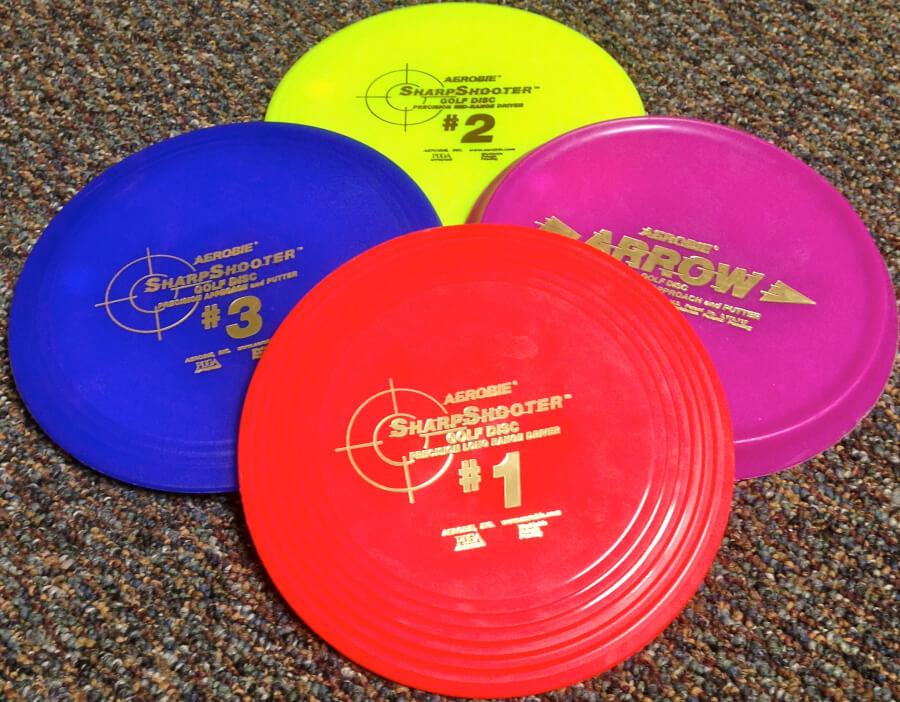Aerobie Golf Discs – Disc Golf Reviewer