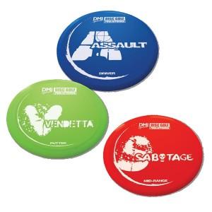 DMI Golf Discs