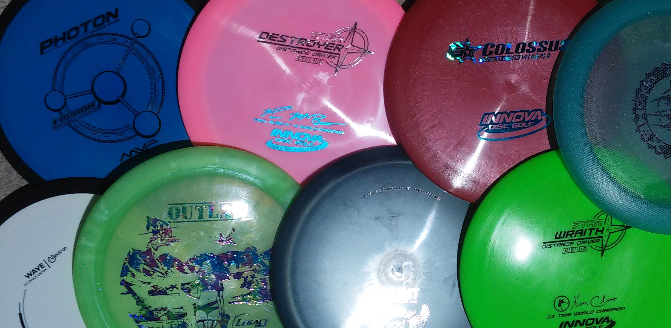 10 Best Selling Distance Drivers 2015 2016 Disc Golf