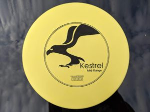 Kestrel Midrange and Yikun Wings
