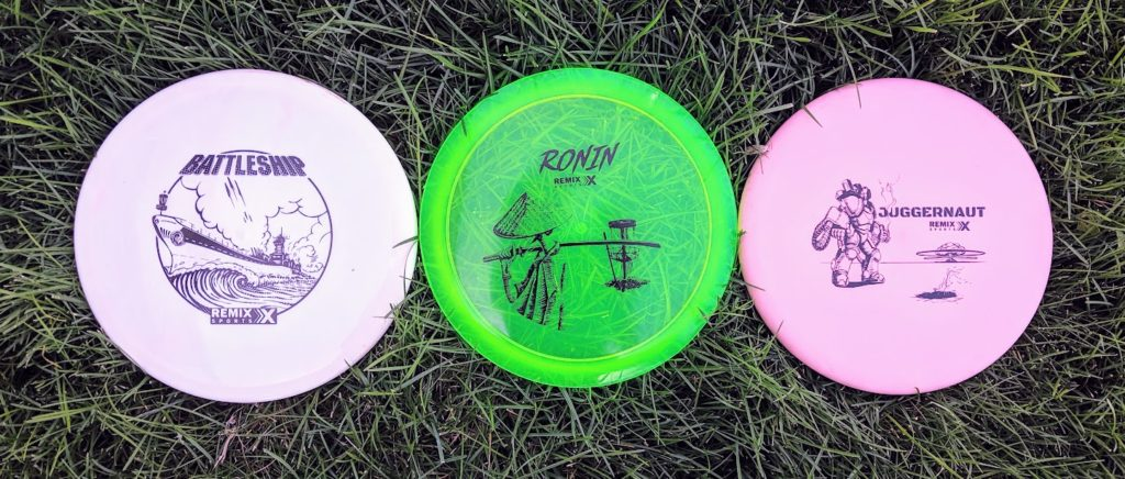 Remix Disc Golf Set Review