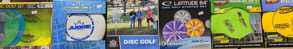 Best Disc Golf Starter Sets