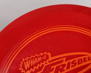 Frisbee Grooves