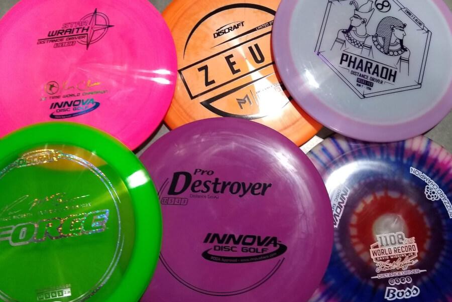 Best Disc Golf Distance Drivers Online 2020 Edition