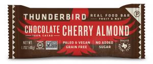 CHocolate Cherry Thunderbird Bar