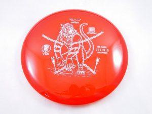 Yikun Yan Golf Disc